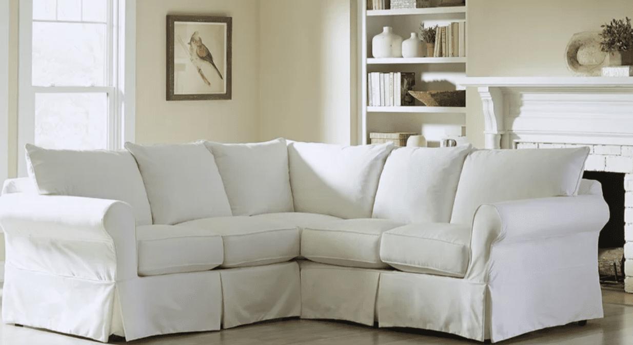 The Best Slipcovered Sofas Of 2019