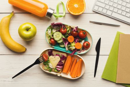 Pictures Of Lunch Boxes - Free Vector n Clip Art