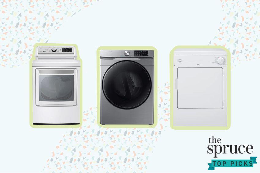 Clothing Dryer Appliances
