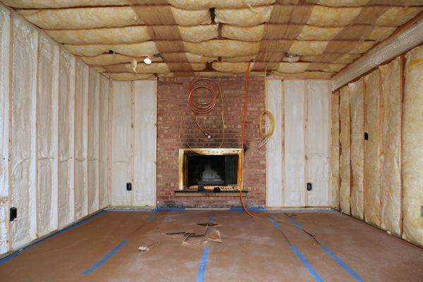 Insulation and Remodeling