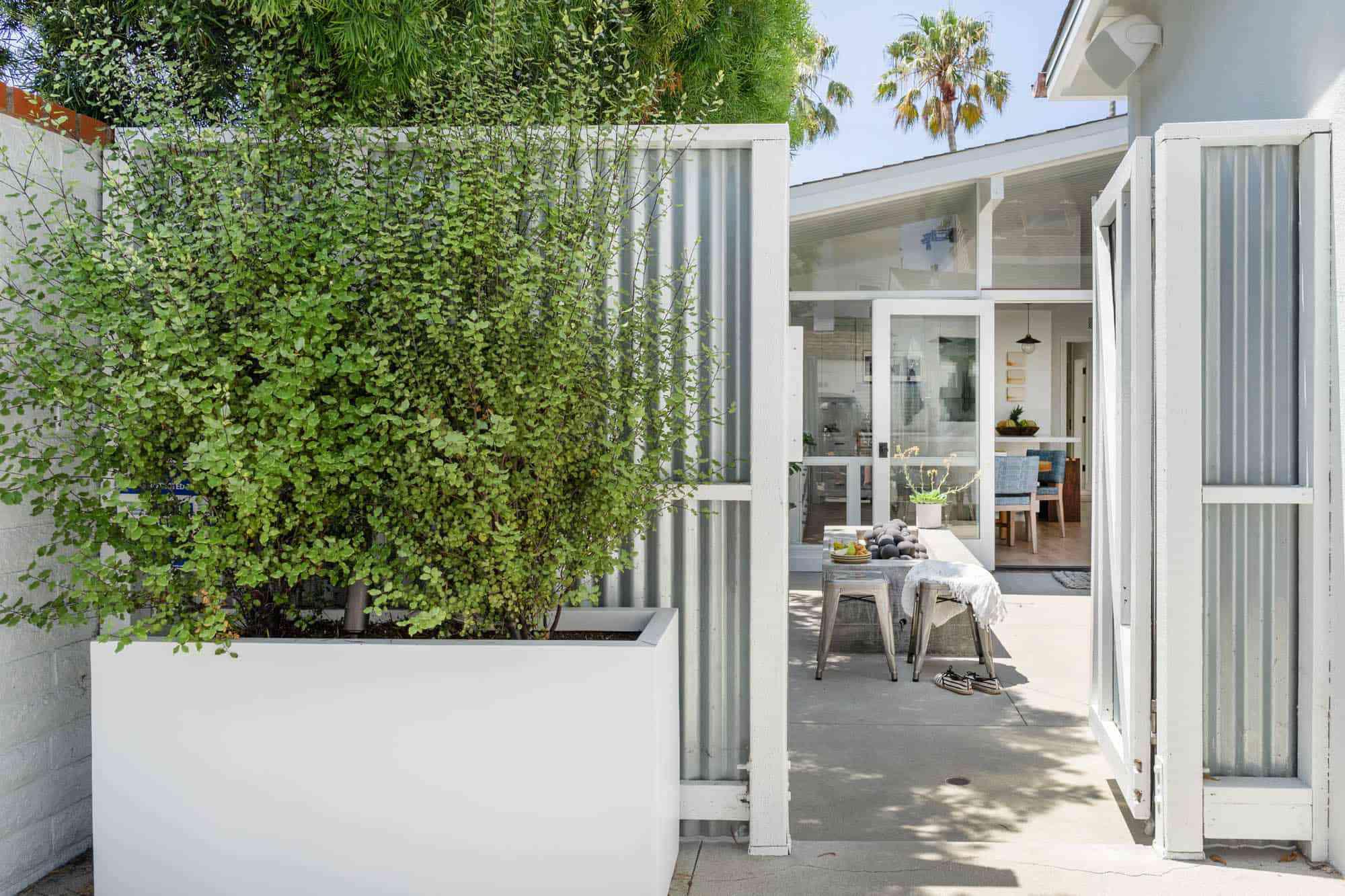 Mindy Gayer privacy fence