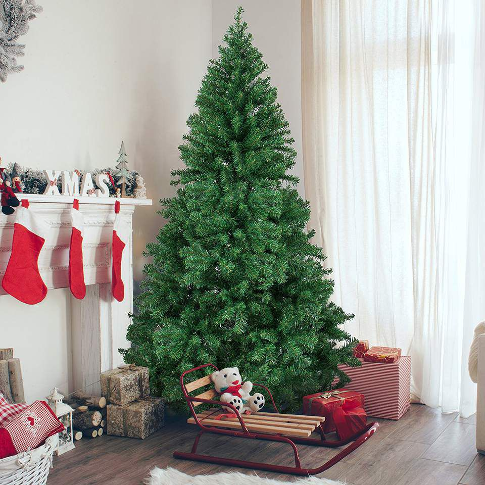Fake It 'Til You Make It: The 11 Best Artificial Christmas Trees of 2020