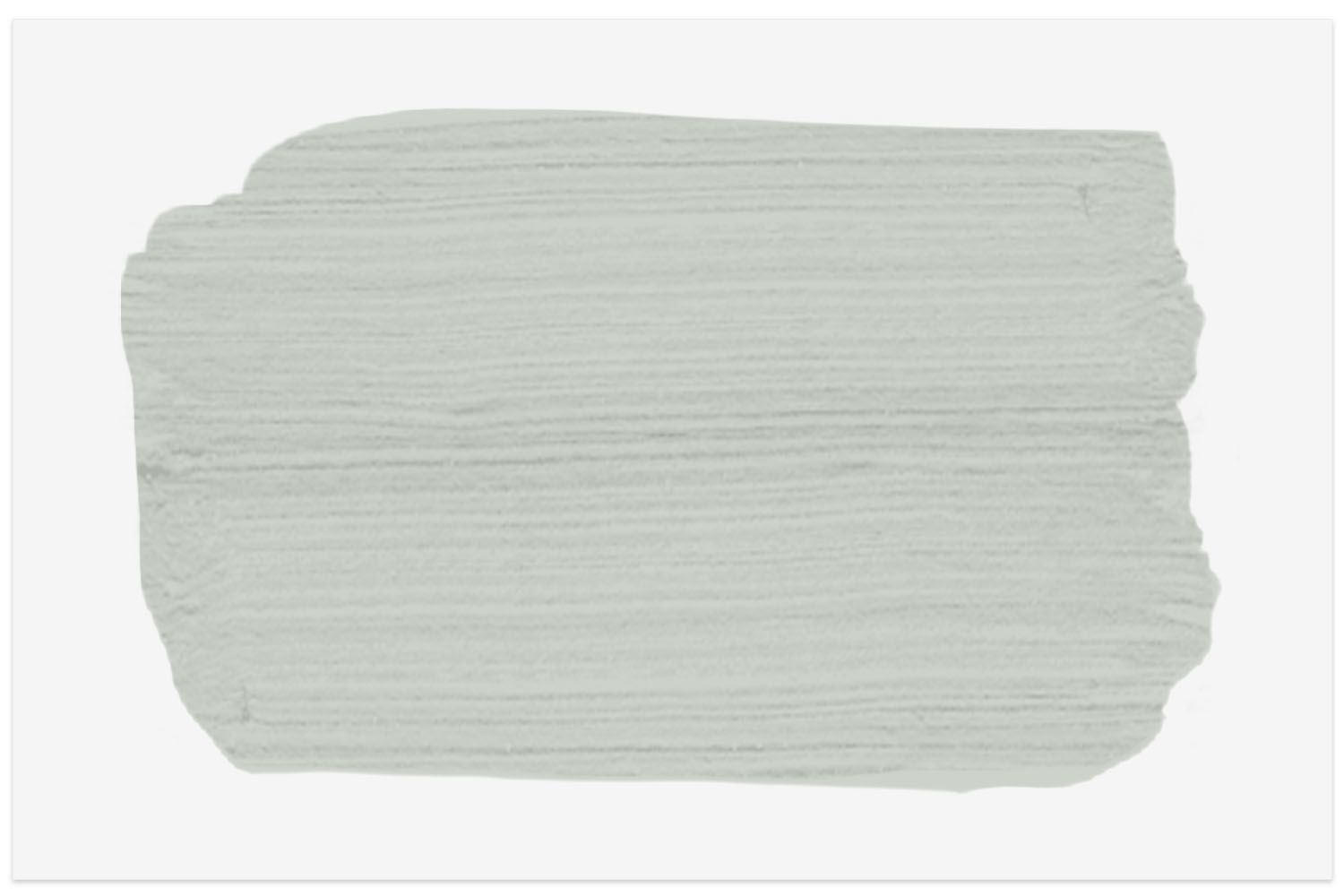 Sea Salt paint swatch from Sherwin-Williams