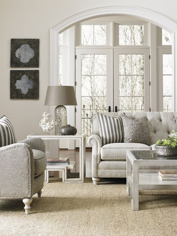 Tips and Ideas for Living Room Lighting