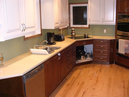 Resurfacing A Countertop With The Countertop Transformations