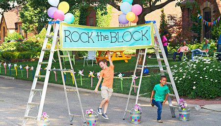 Rock The Block Party