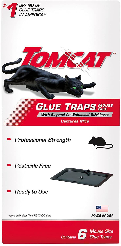 Tomcat Glue Traps