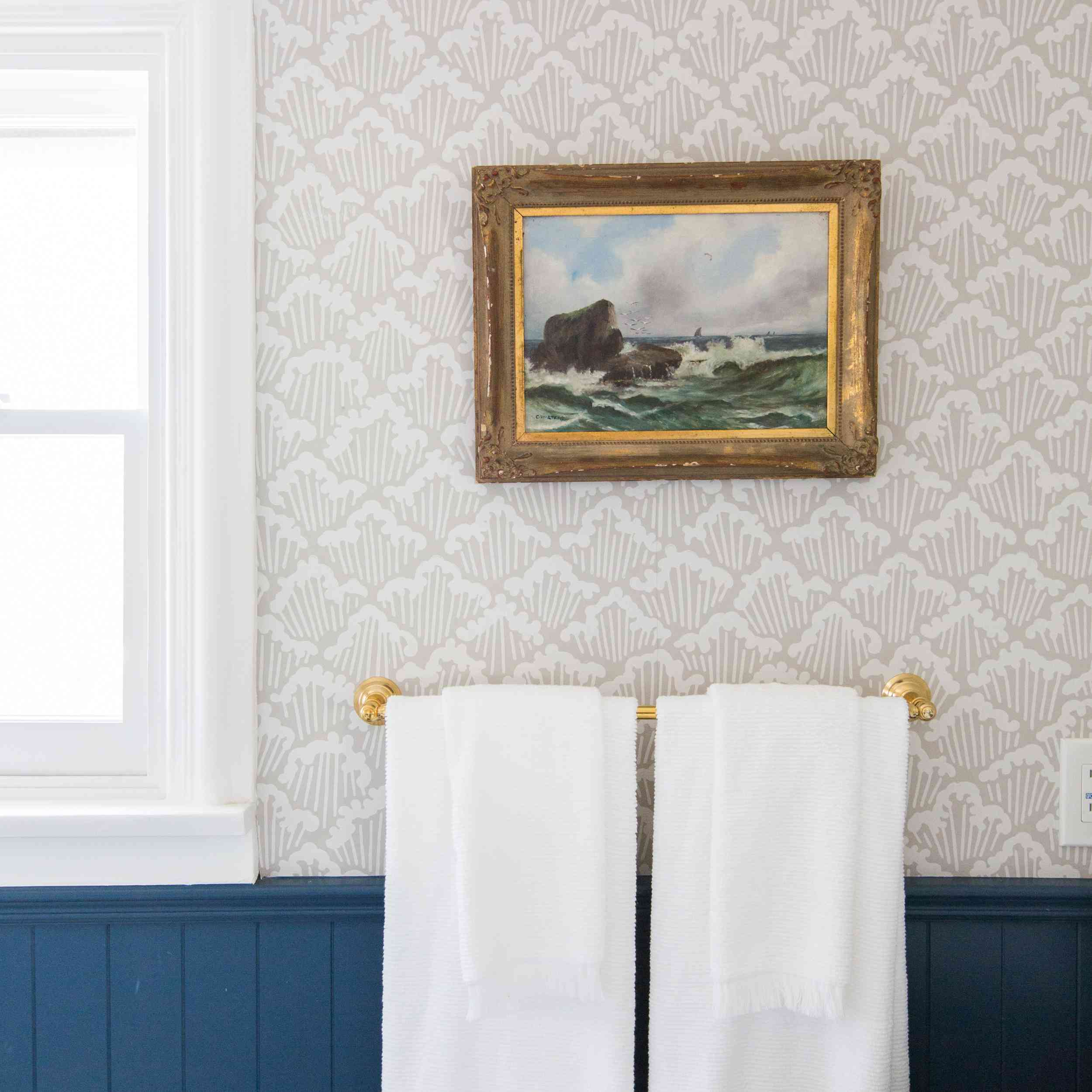 fancy bathroom towels spa bathroom