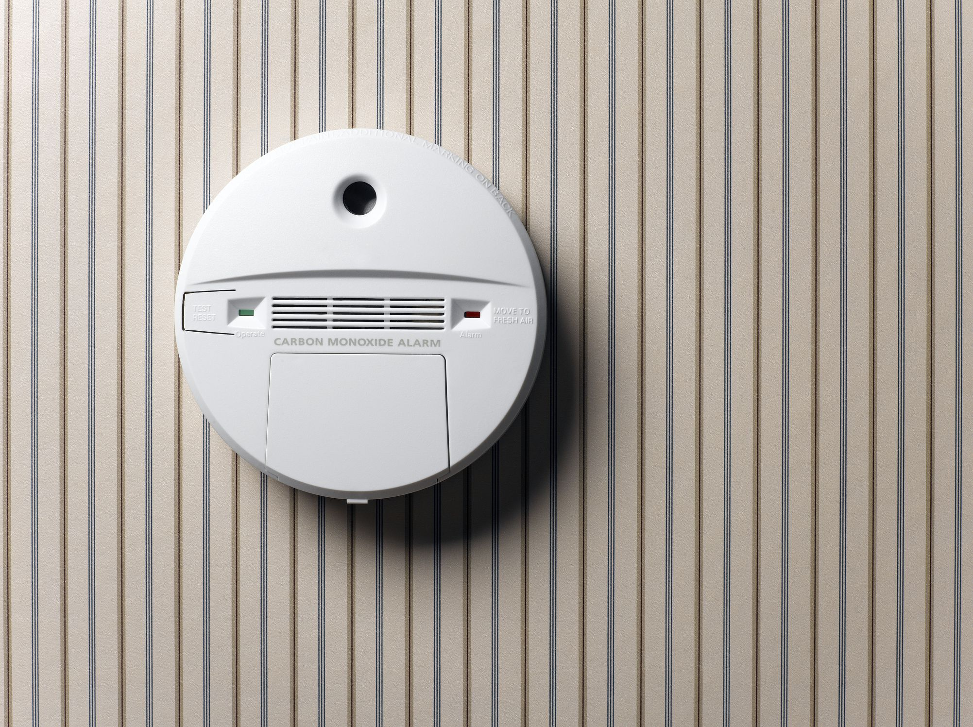 when and where to install carbon monoxide detectors. Black Bedroom Furniture Sets. Home Design Ideas