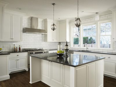 Get White Cabinets In Your Kitchen Without Emptying Bank Account