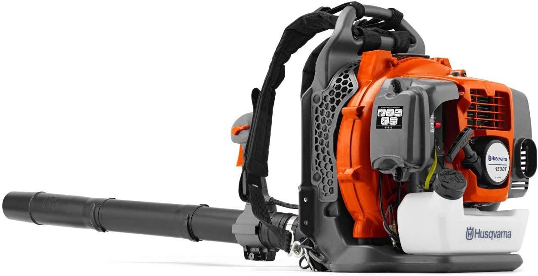 50-cc 2-Cycle Gas Backpack Leaf Blower