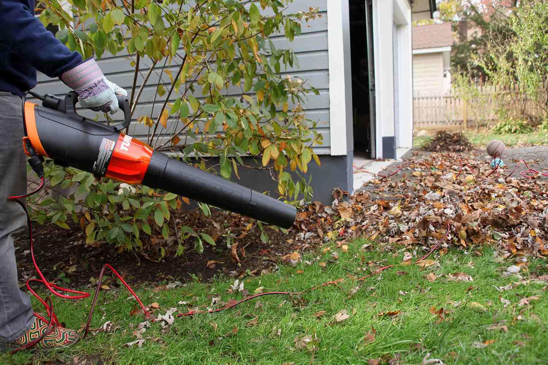 WORX WG520 Turbine Leaf Blower