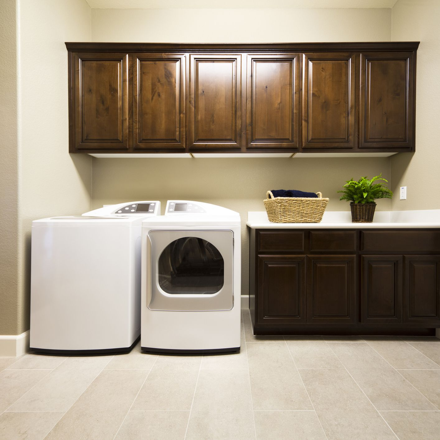 4 Laundry Room Cabinet Options