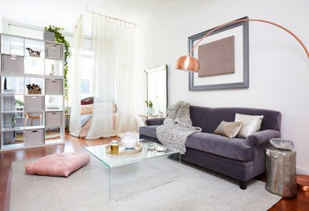 Studio Apartment Ideas Hero Sheers