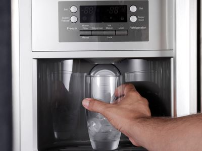Changing a Refrigerator Water Filter