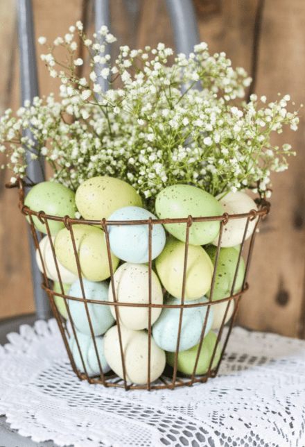 43 Ways To Decorate For Easter