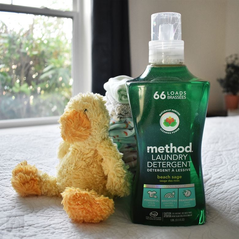 Method Beach Sage Laundry Detergent