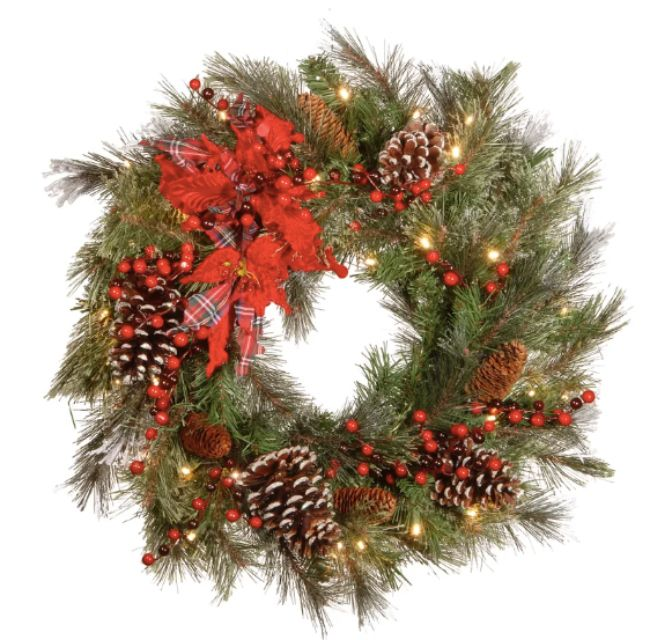 almost nature home decor custom desgned artfcal trees.htm 9 best holiday decor wreaths of 2020  9 best holiday decor wreaths of 2020