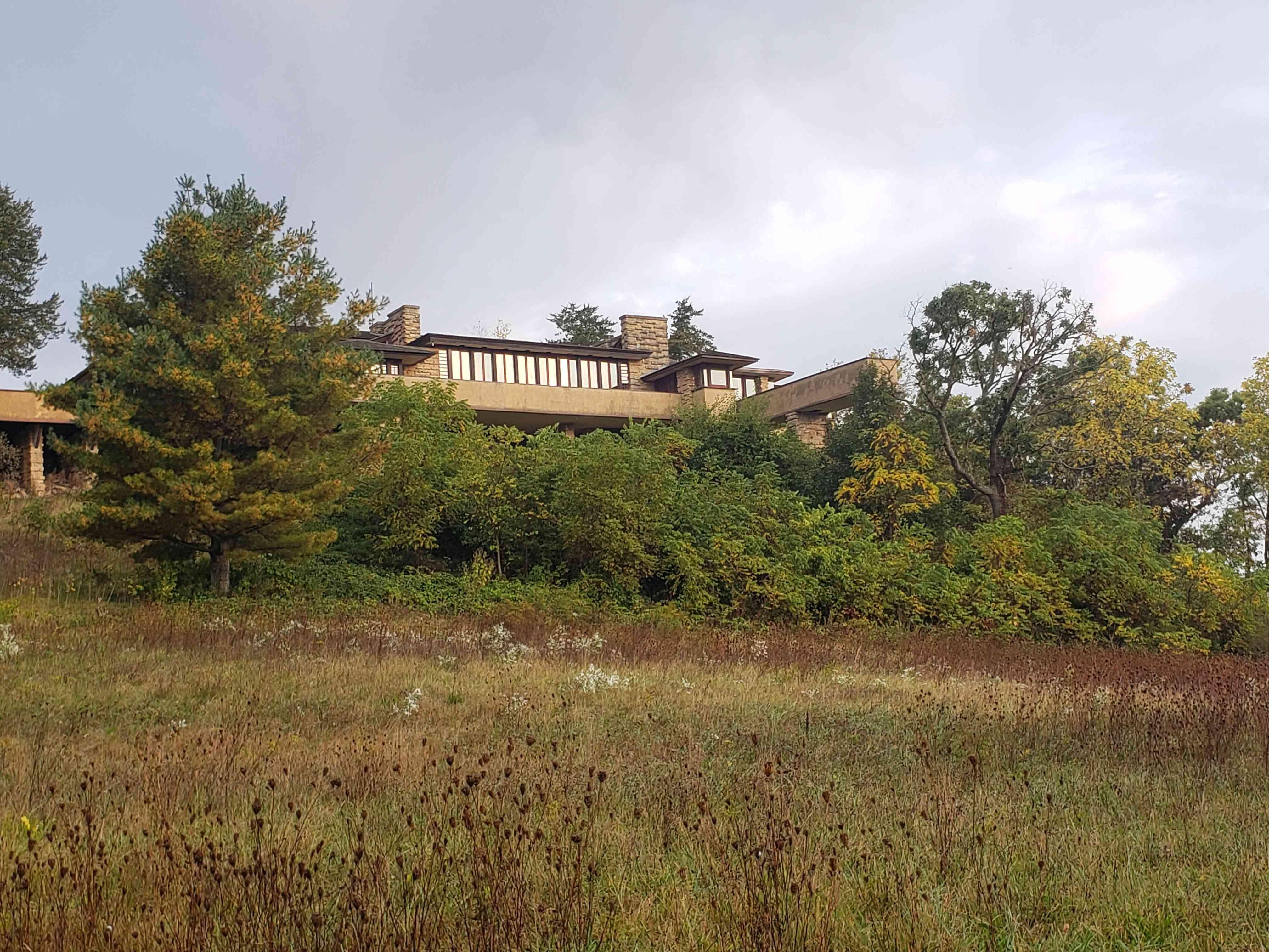 Taliesin by Frank Lloyd Wright