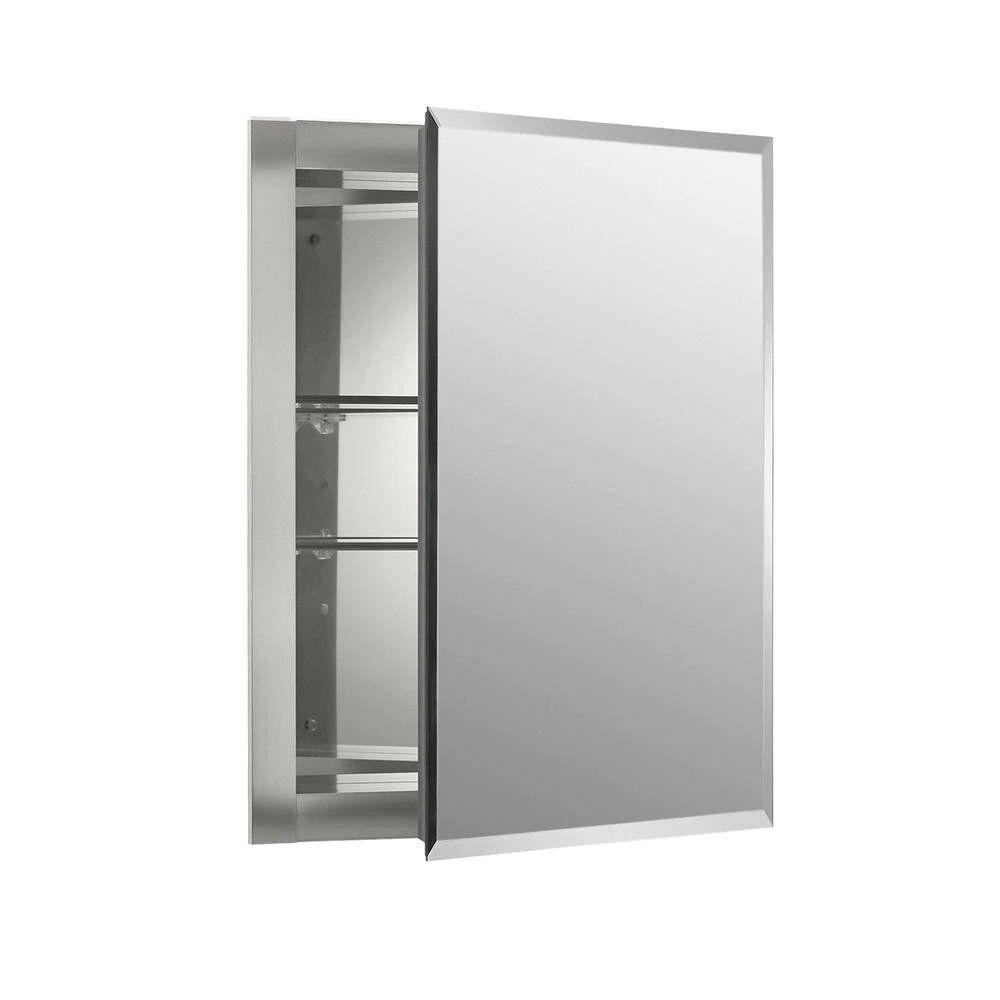 Kohler Aluminum Recessed Medicine Cabinet