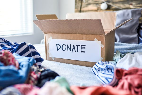 We have lots of things to donate
