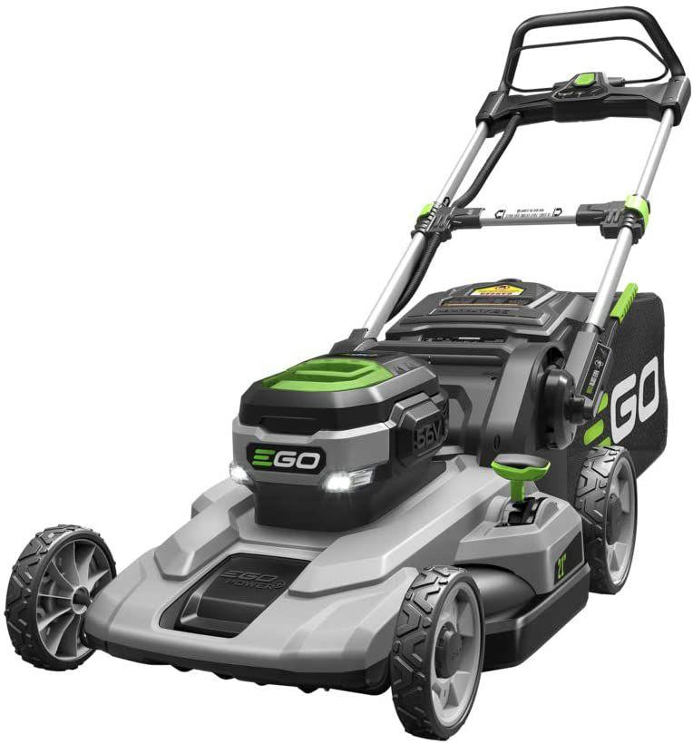 EGO Power+ Lithium-ion Cordless Lawn Mower