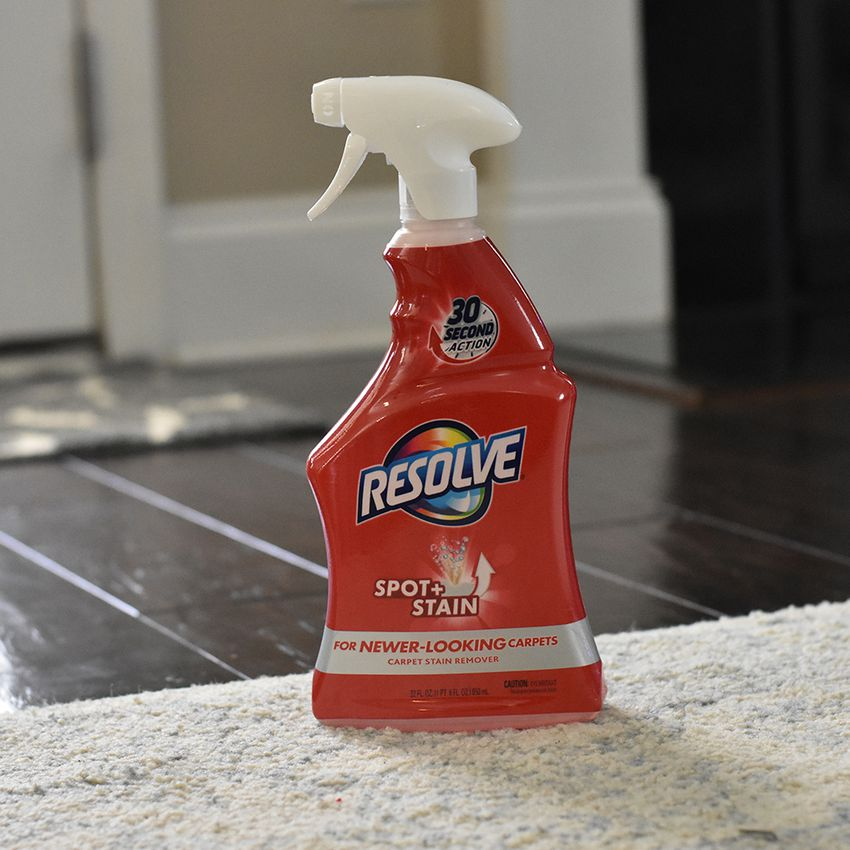 Resolve Triple Oxi Advanced Carpet Stain Remover