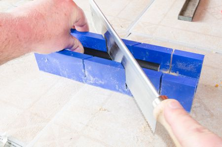 Why A Manual Miter Box Might Be Right For You