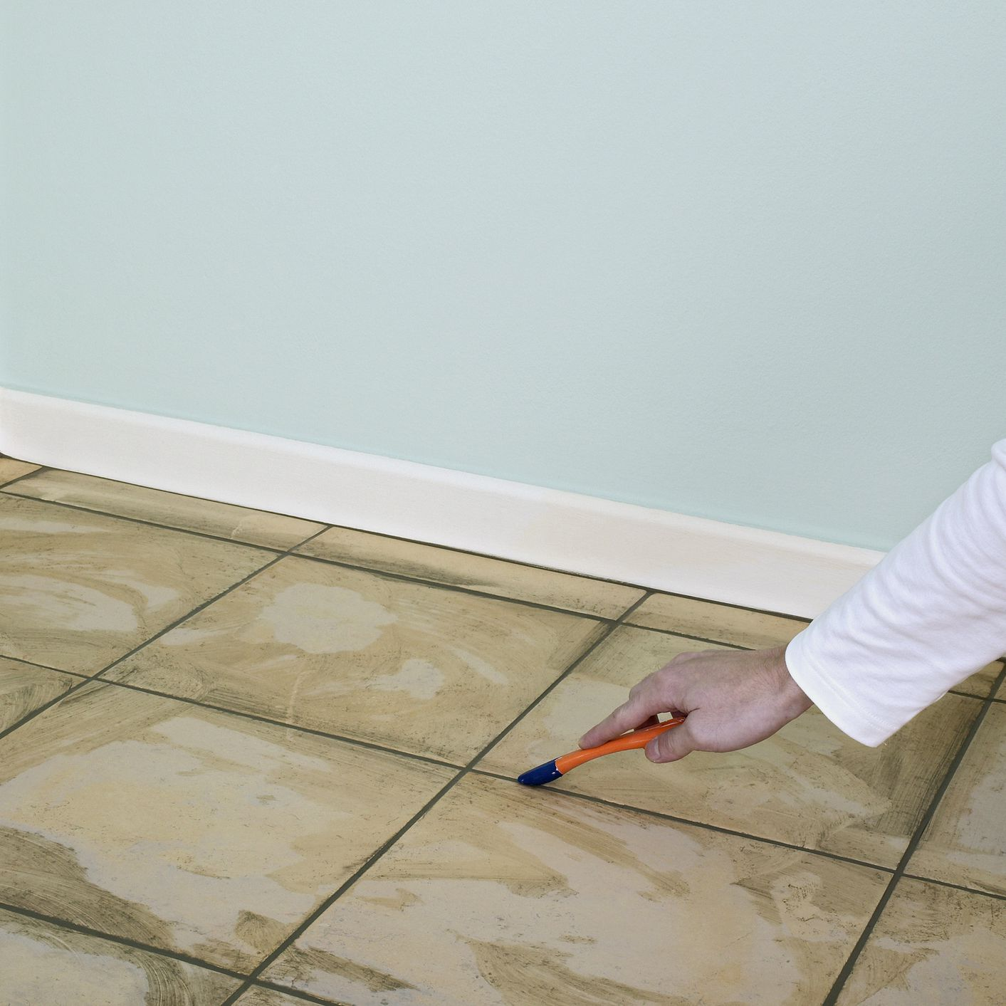 How To Change Grout Color Darker Or Lighter