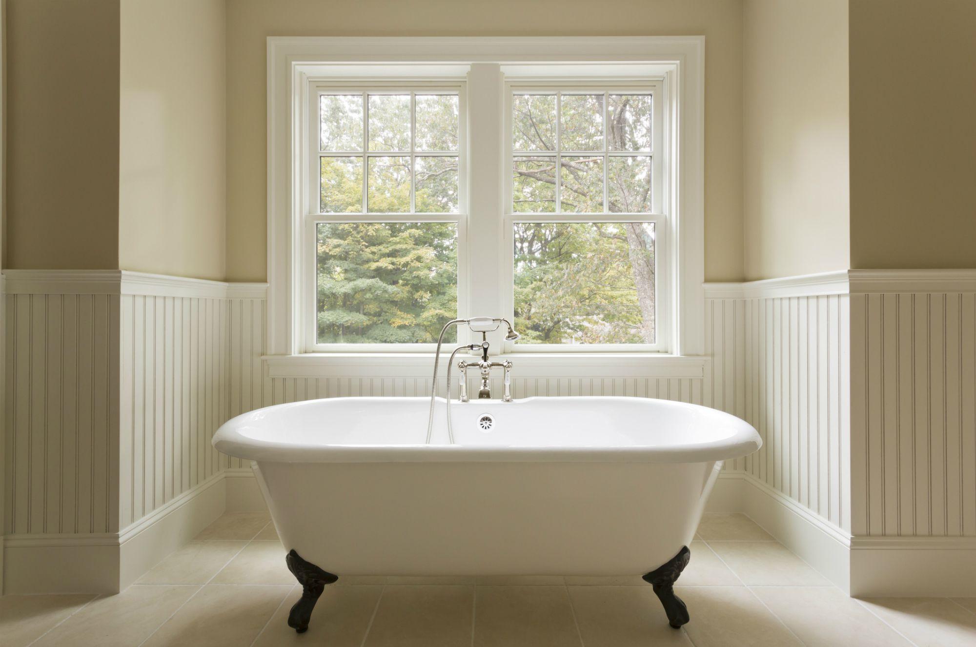 Style A Bathroom With Clawfoot Tub