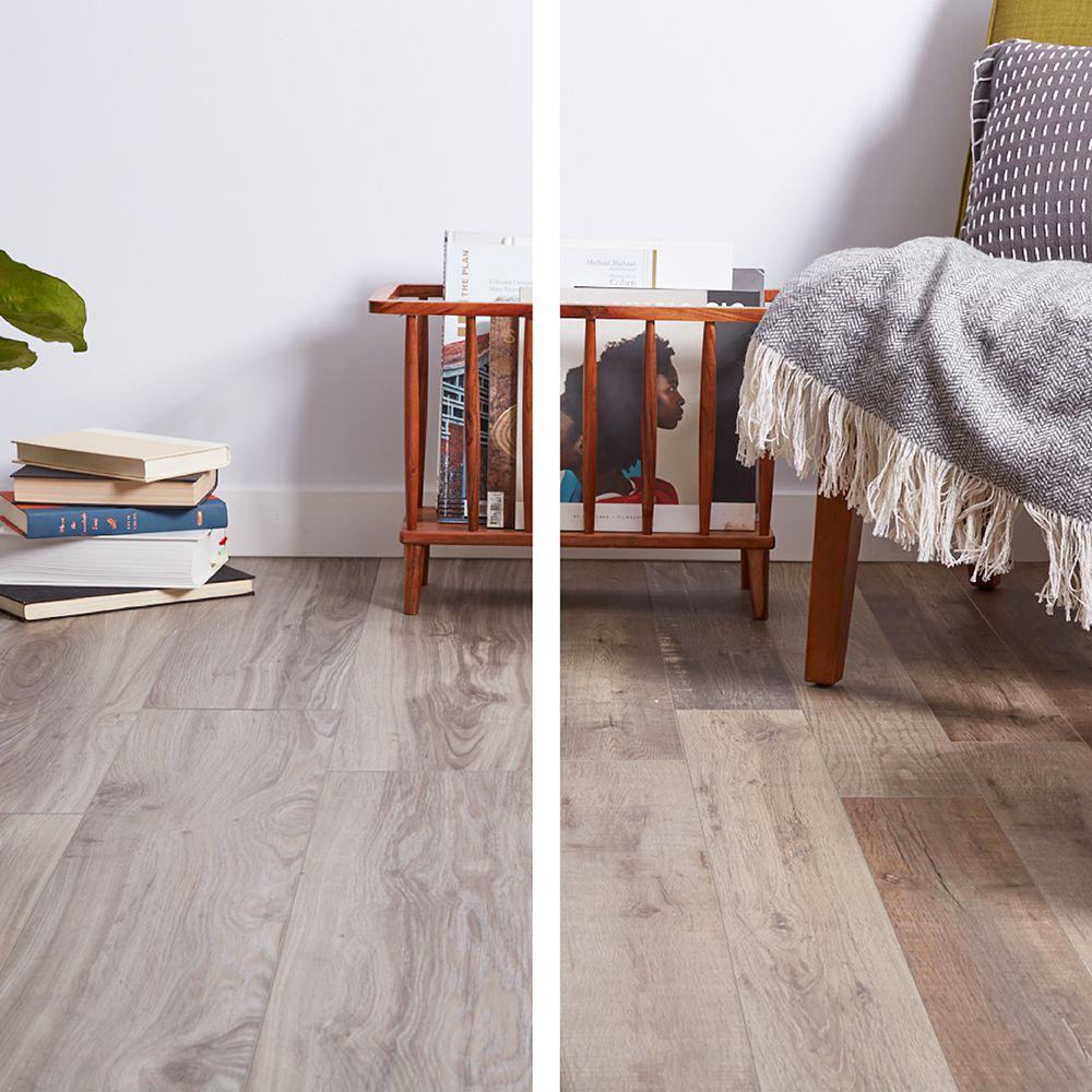 Vinyl Vs Laminate Flooring Comparison, What To Look For In Laminate Wood Flooring