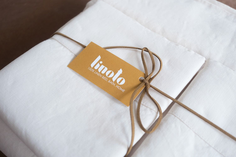 Linoto 100% Linen Sheet Set