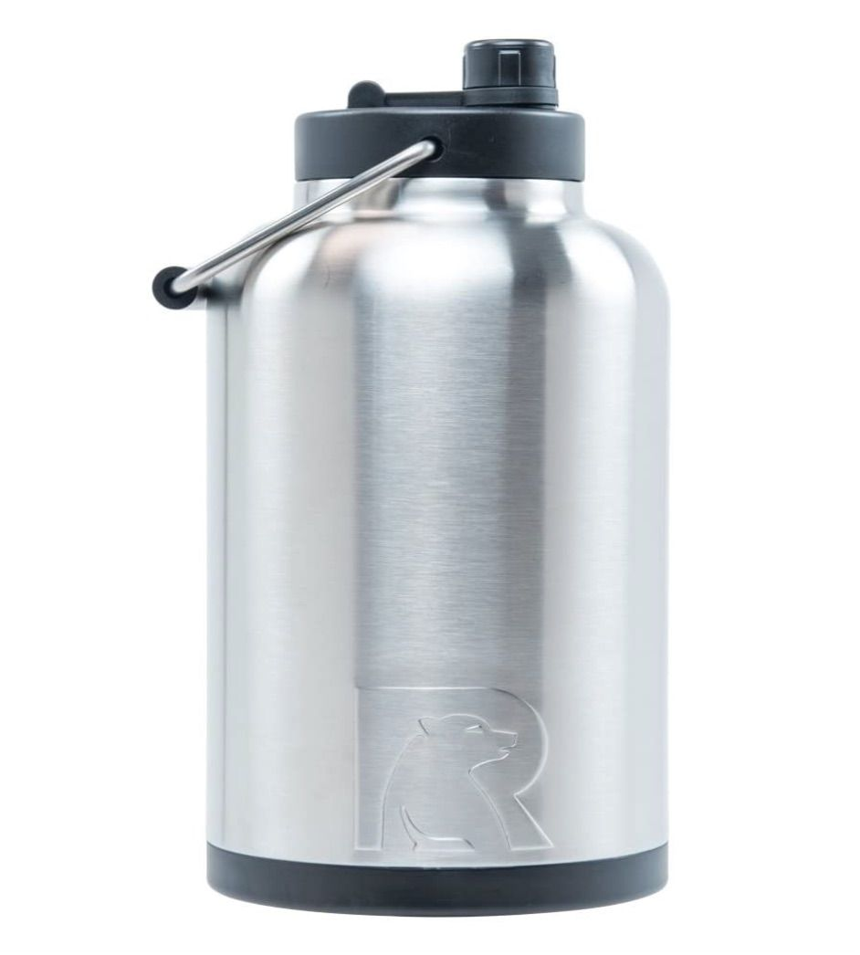 RTIC Vacuum-Insulated, Stainless Steel Water Bottle