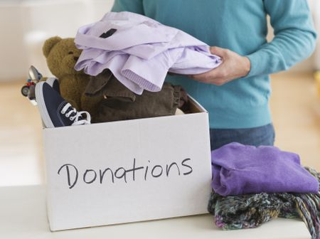 9 Things You Need to Know Before Donating Clothes