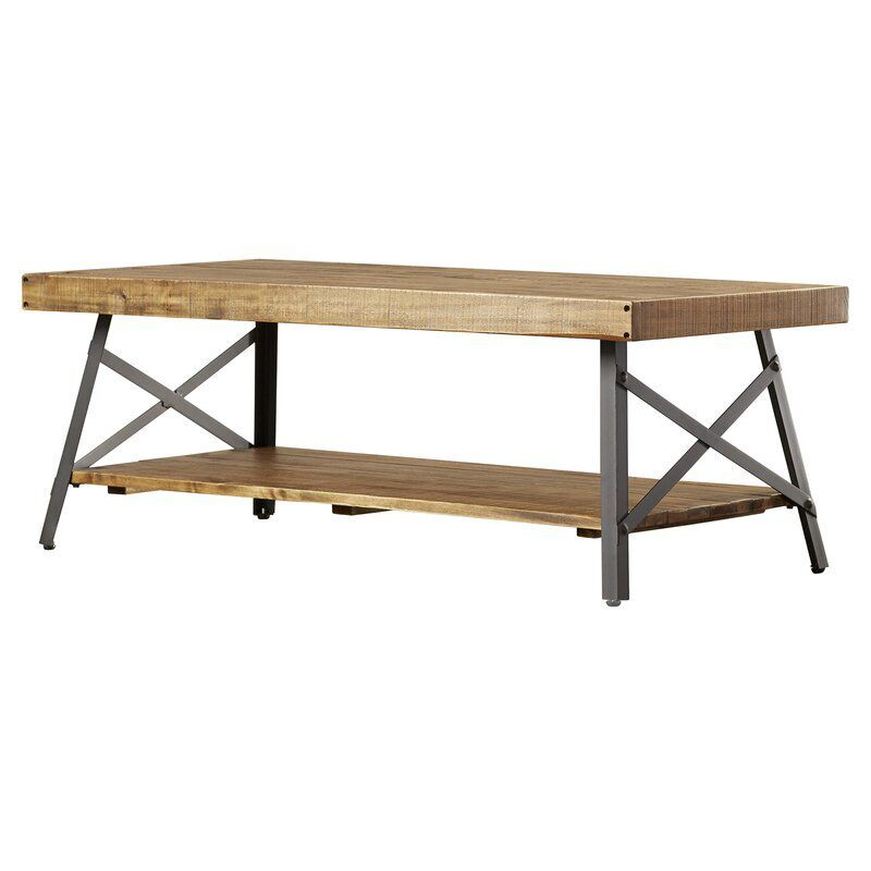 Coastal Farmhouse Kinsella Coffee Table