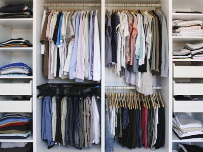 10 Best Closet Storage Ideas