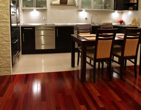 Brazilian Cherry Hardwood Floors The Basics