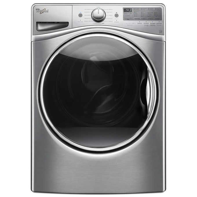 Costco Whirlpool Washer