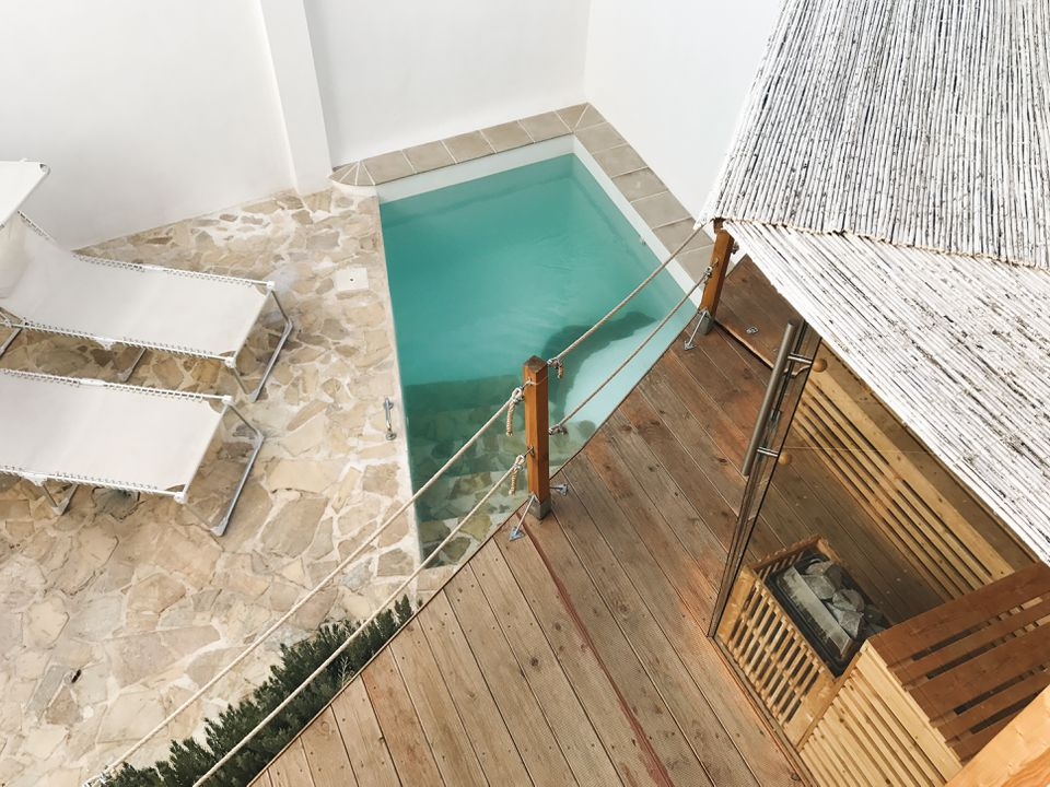 pool and deck materials