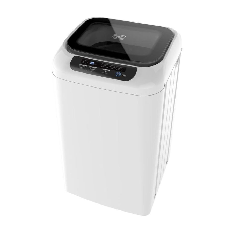 Xiangjing/_Mini Folding Portable Washing Machine RV Camping Small size/&300W High Power/&3kg Washing Capacity Pets clothes Baby Clothes Travel Underwear Compact Laundry Machines For Apartment