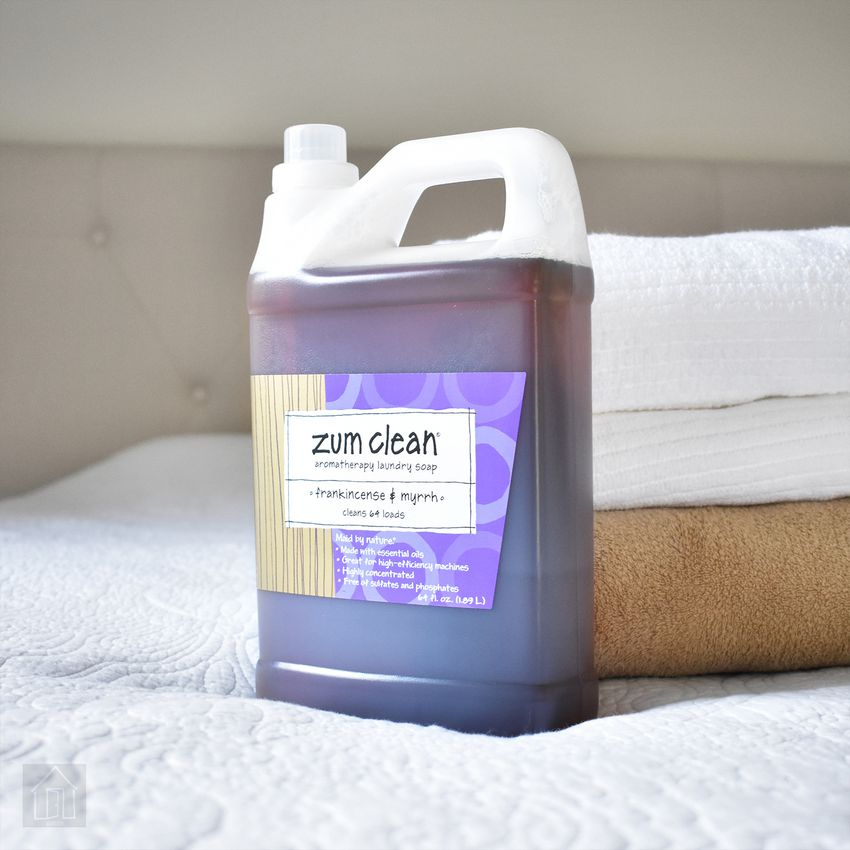 Indigo Wild Zum Clean Laundry Soap