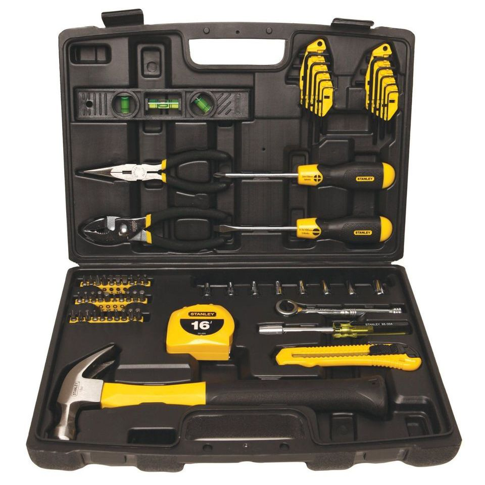 Best Overall Stanley 65 Piece Homeowner S Tool Kit