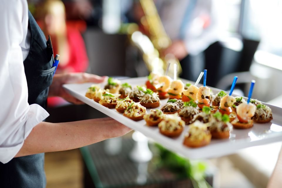 20 Questions To Ask A Wedding Caterer