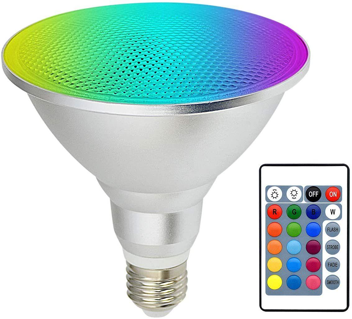 Color-Changing Spotlight Bulb