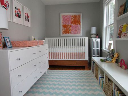 Gender Neutral Nursery Palettes