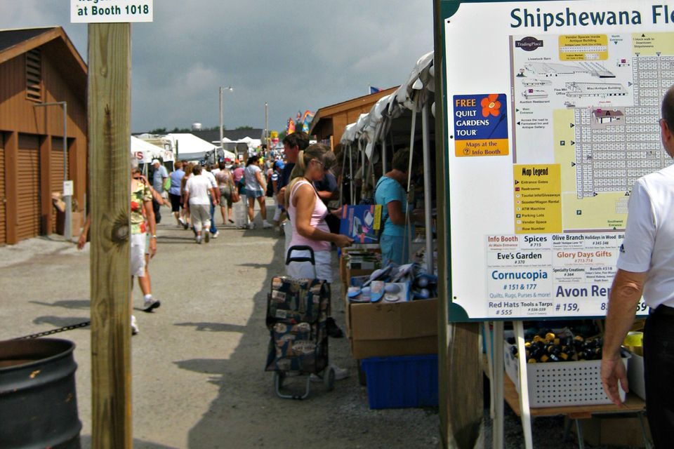 Shipshewana Flea Market And Auction