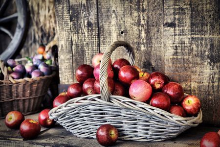 How to Throw an Autumnal Appple Theme Dinner Party