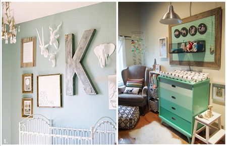 Mint Green Neutral Nurseries