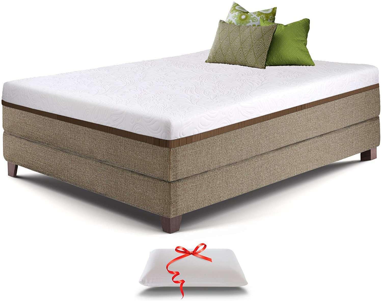 Live and Sleep Ultra Queen Gel Memory Foam Mattress