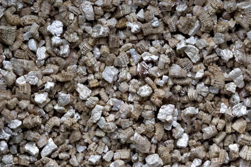 vermiculite closeup
